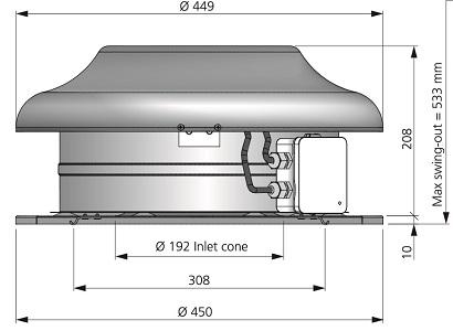 TKC 400 C ErP 2