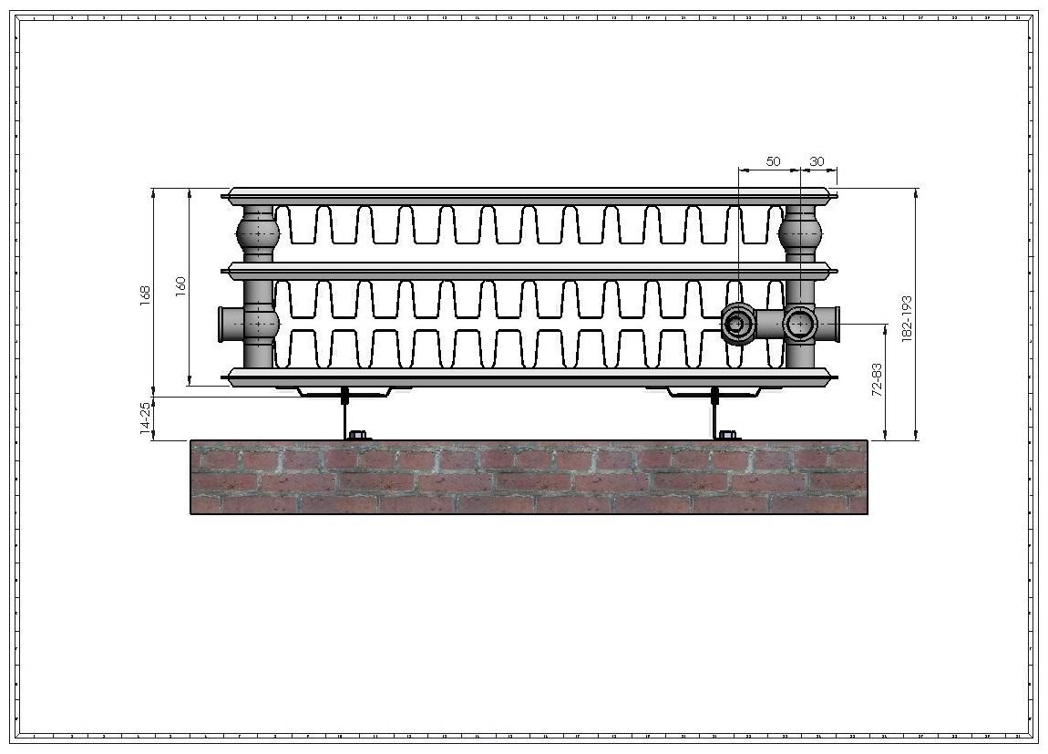 33-ventil-compact-dimensions-type-33